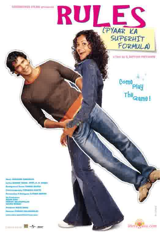 Poster of Rules (Pyaar Ka Superhit Formula) (2003) - (Hindi Film)